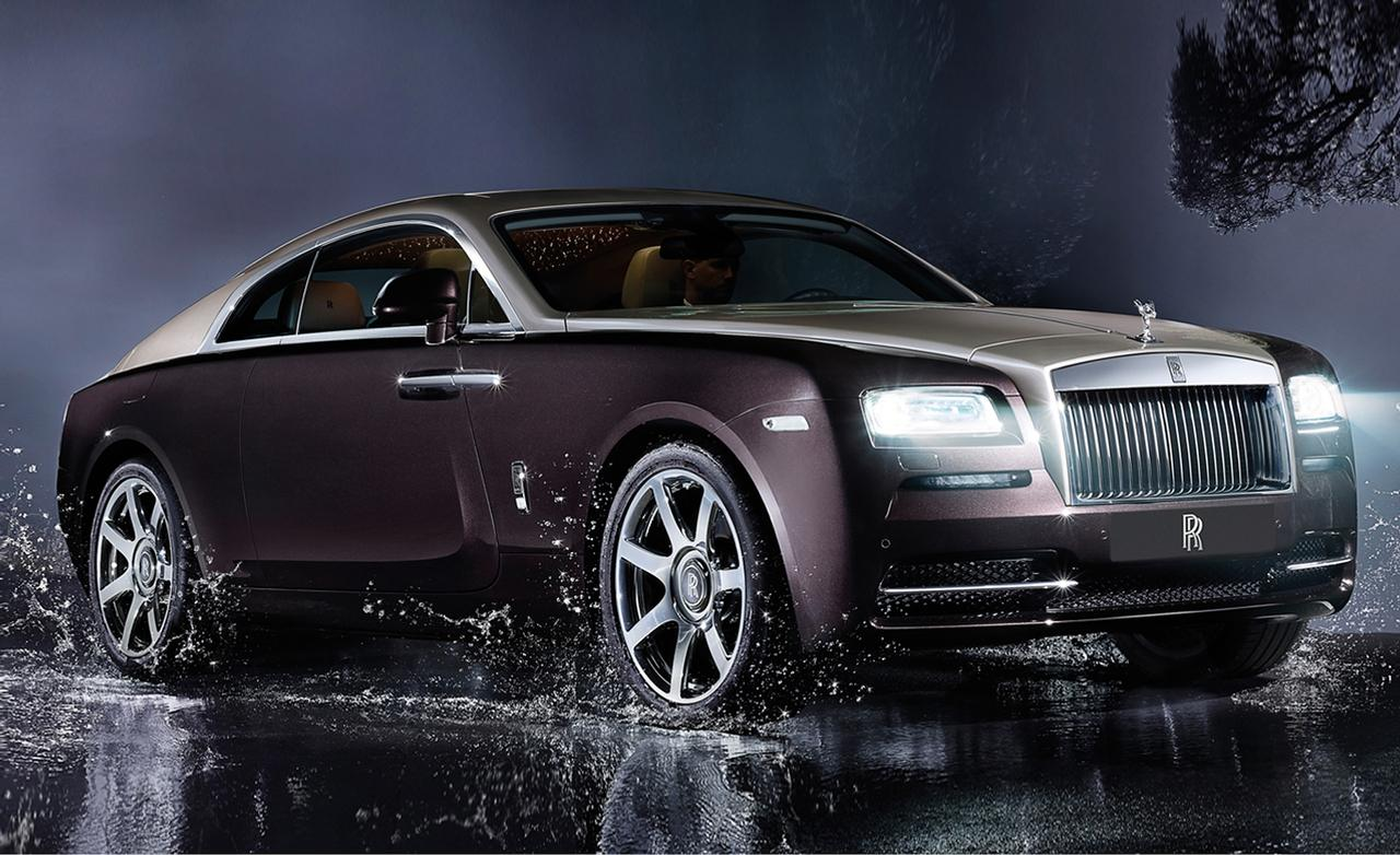rolls royce wraith muted. Black Bedroom Furniture Sets. Home Design Ideas