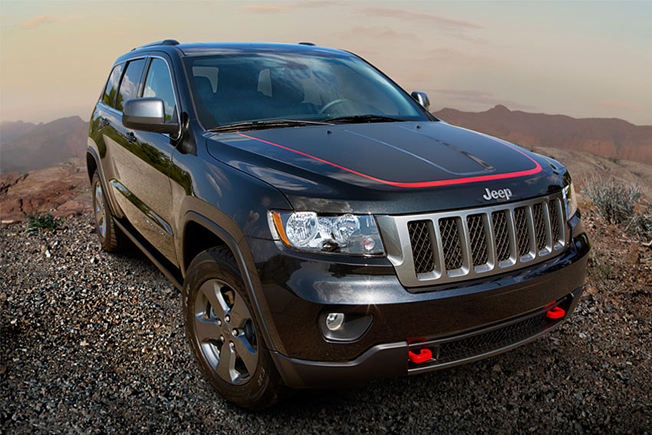the jeep grand cherokee trailhawk ii muted. Black Bedroom Furniture Sets. Home Design Ideas