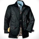 Filson Oil Finish Cover Cloth Weekender Coat
