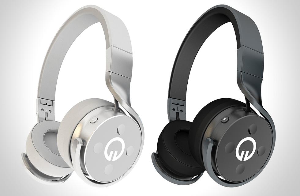Muzik Socially Connected Headphones