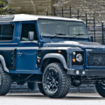 LAND ROVER DEFENDER SW 90 CHELSEA WIDE TRACK BY KAHN DESIGN