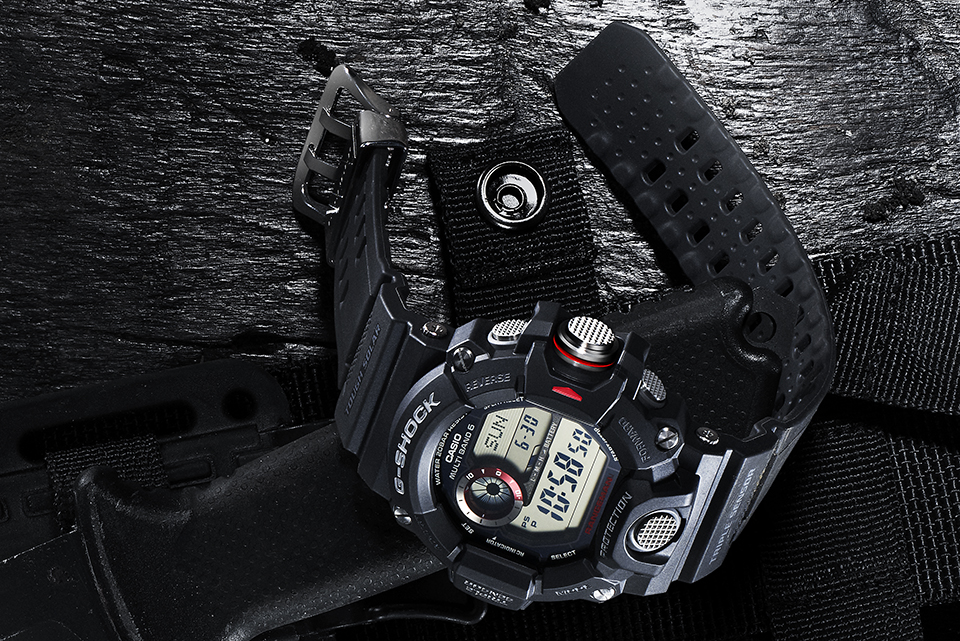 G-SHOCK GW-9400 RANGEMAN WATCH