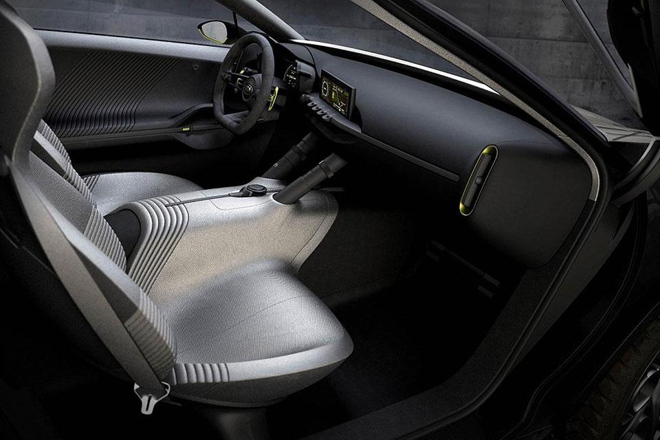 Kia Nero Concept Seats