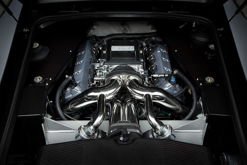 GALPIN-FORD-GTR1-engine