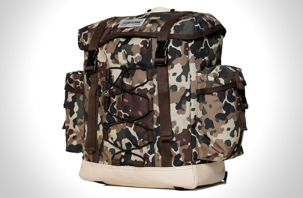 APC x Eastpak Camo Backpack