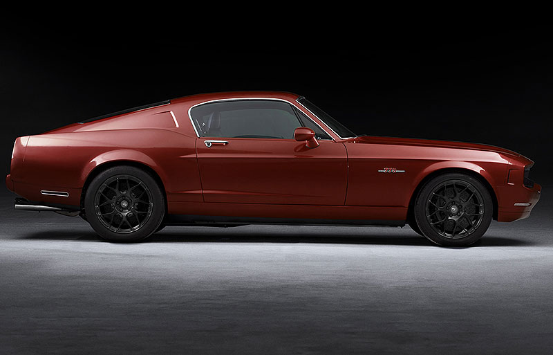 Equus Bass 770 Luxury Muscle Car