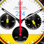 THE PROTOTIPO CHRONOGRAPH - VIC ELFORD LIMITED EDITION