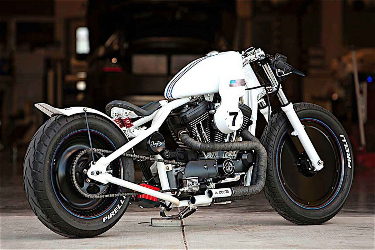 The Race by DP Customs