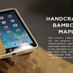 Grove Wood Case for iPad