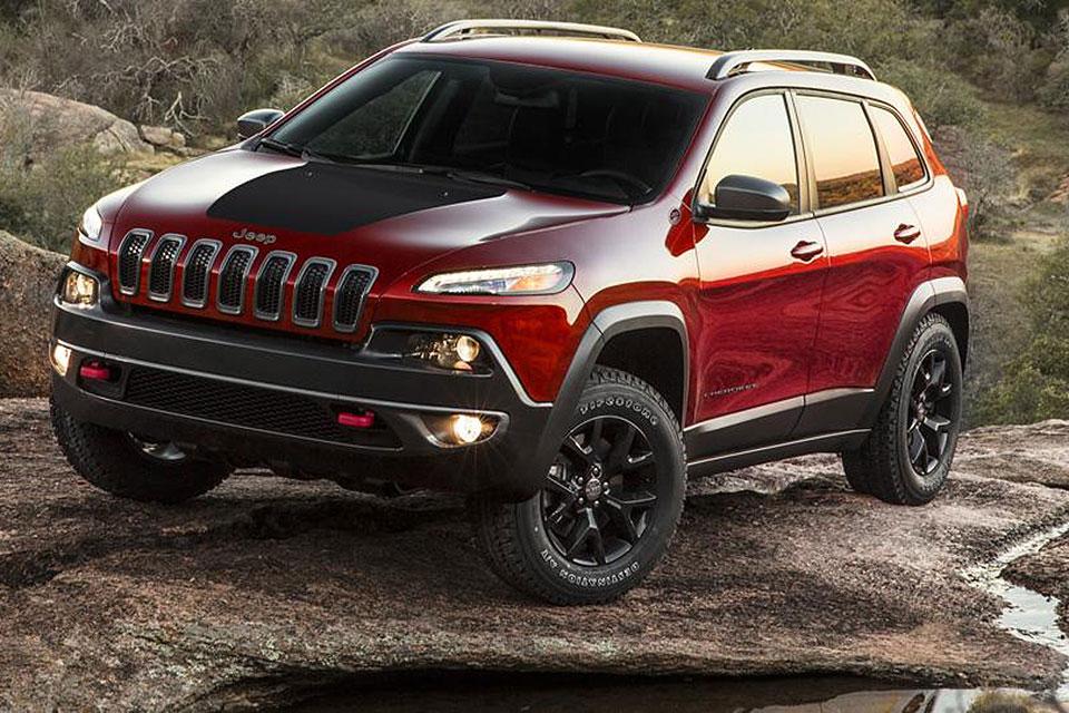 Cherokee Trailhawk Edition