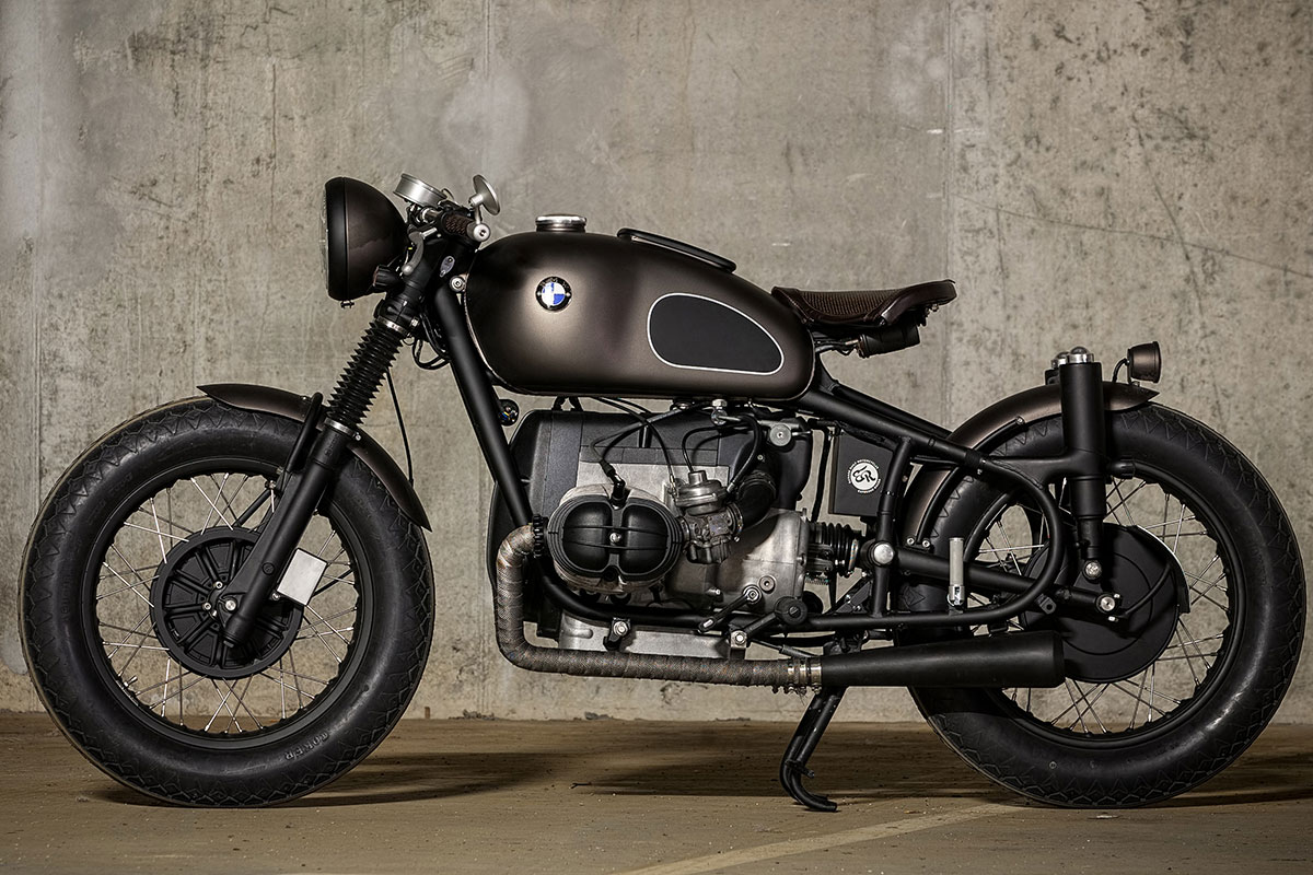 bmw r80 by er motorcycles muted. Black Bedroom Furniture Sets. Home Design Ideas
