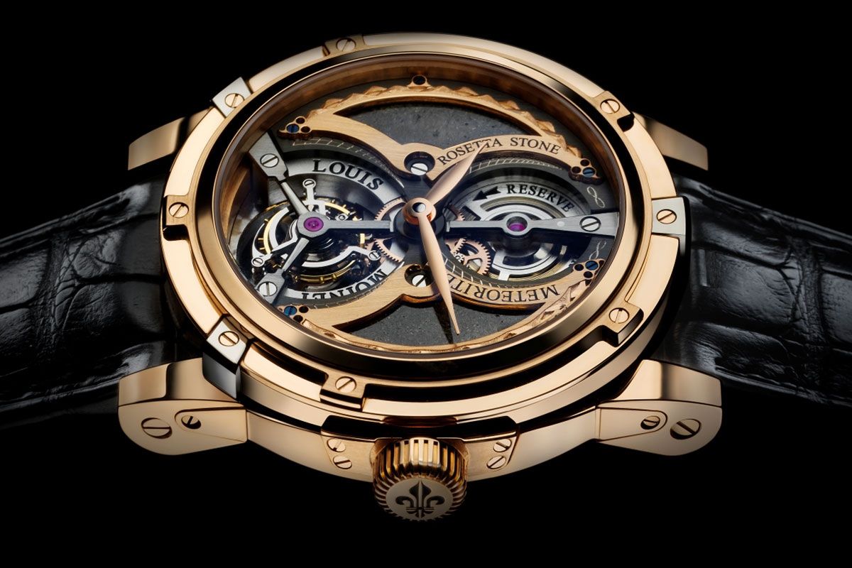 12 OF THE MOST EXPENSIVE LUXURY WATCHES FOR MEN