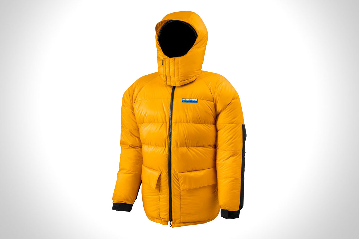 best mens winter coats | Feathered Friends Icefall Parka