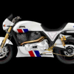 Hesketh 24 Motorcycle