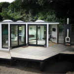 HIVEHAUS FLAT-PACKED HONEYCOMB HOUSE