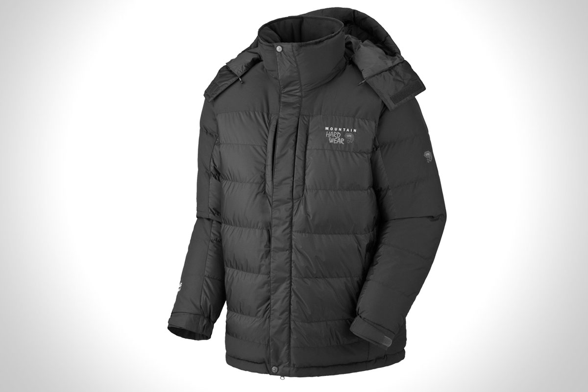 best mens winter coats | Mountain Hardwear Chillwave Jacket