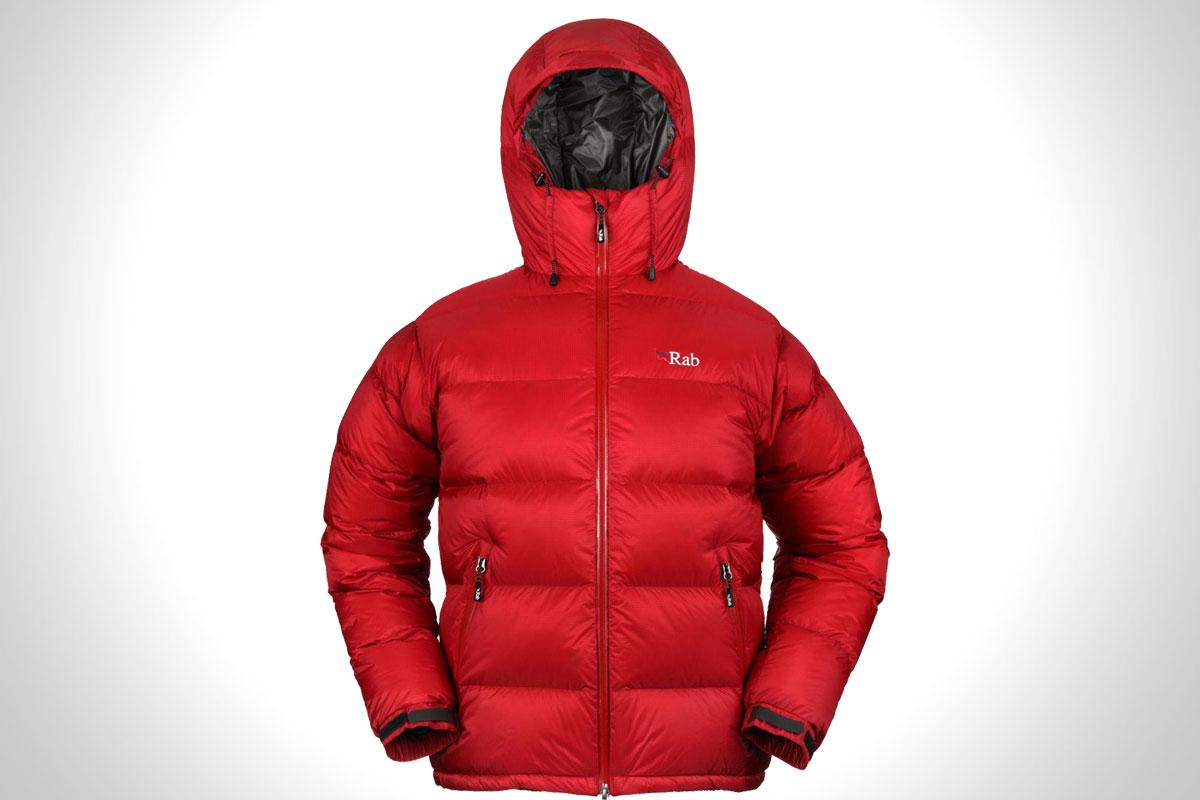 best mens winter coats | Rab Neutrino Endurance Down Jacket