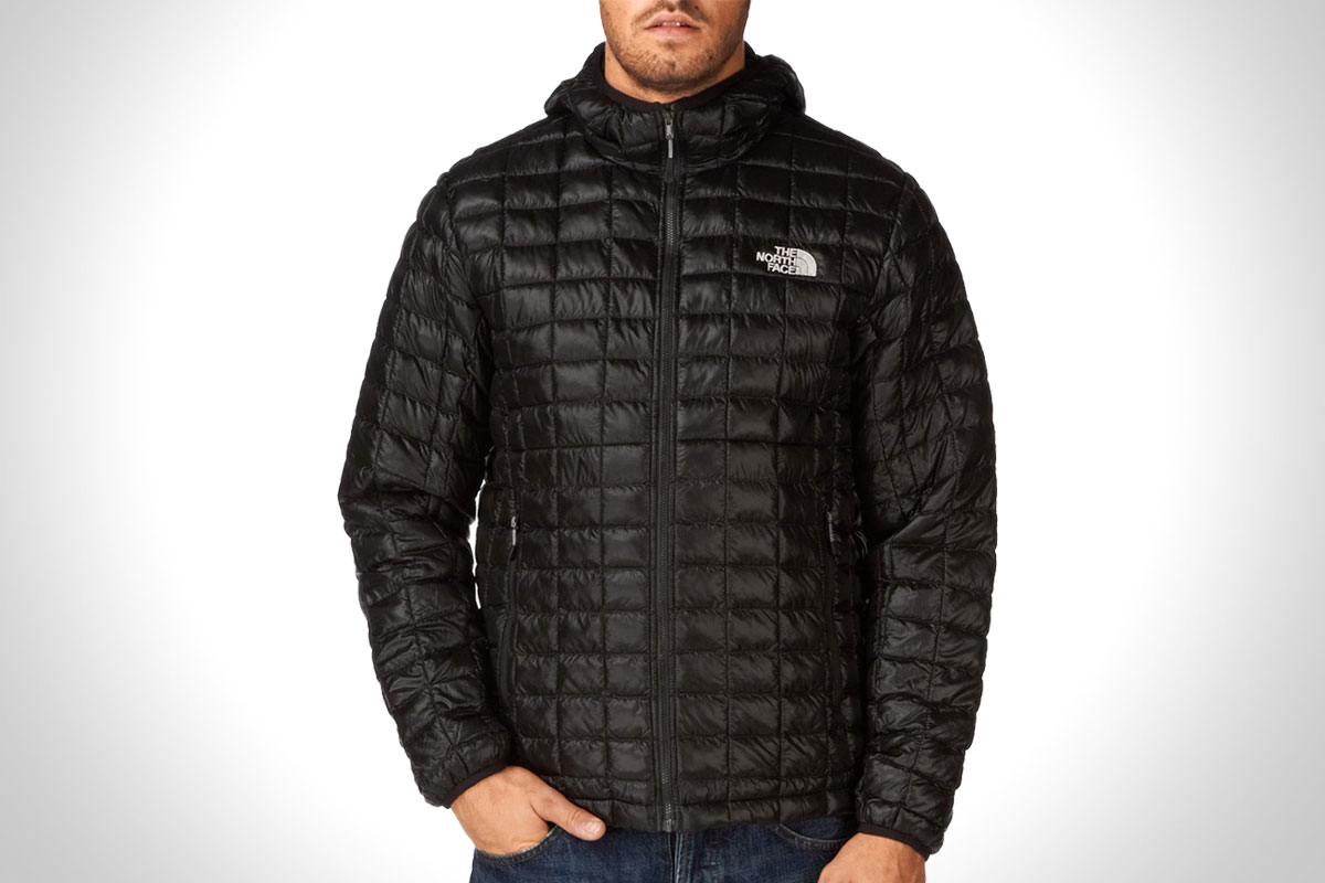best mens winter coats | The North Face Thermoball Jacket