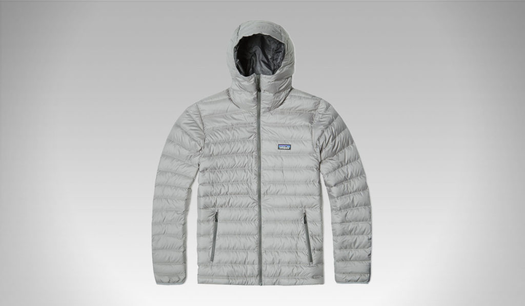 best mens winter coats | PATAGONIA DOWN SWEATER HOODY