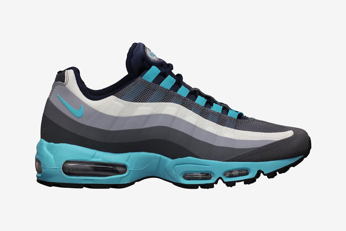 nike air max 95 no sew mens running shoes
