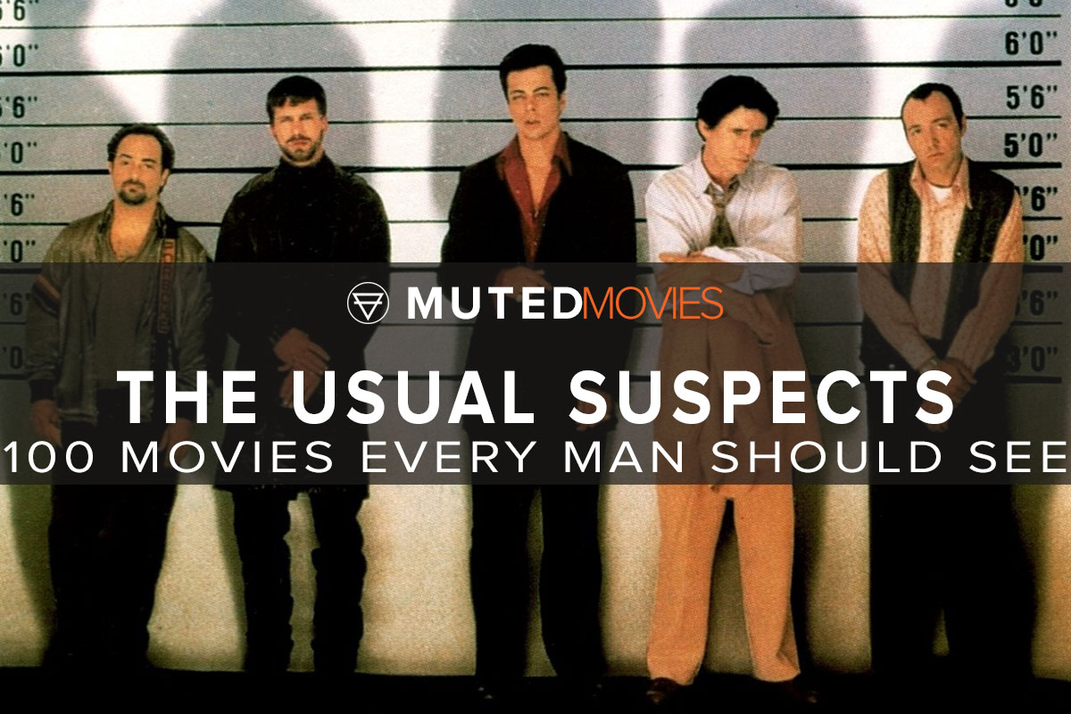 a review of the movie the usual suspects Movie house memories on the mhm podcast network reviews the usual suspects (1995) starring kevin spacey, gabriel byrne, and chazz palminteri.