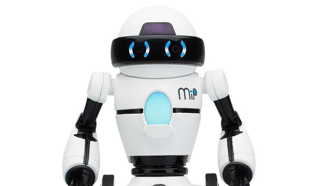 SELF-BALANCING MIP ROBOT COMING THIS SPRING