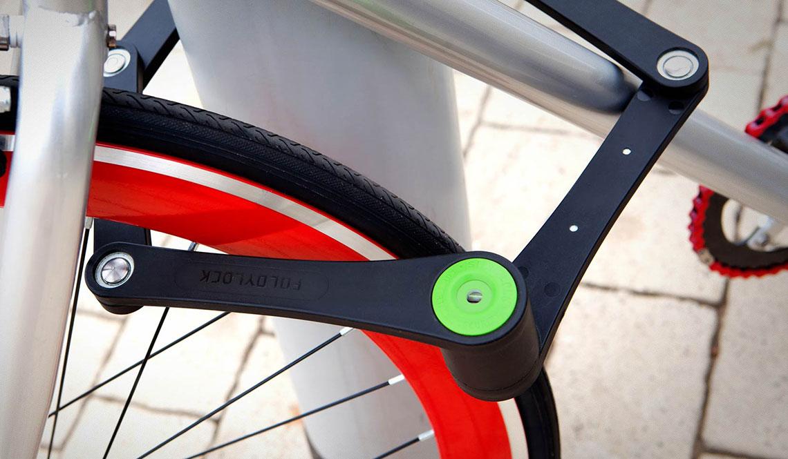 best bike locks   Foldy Bike Lock