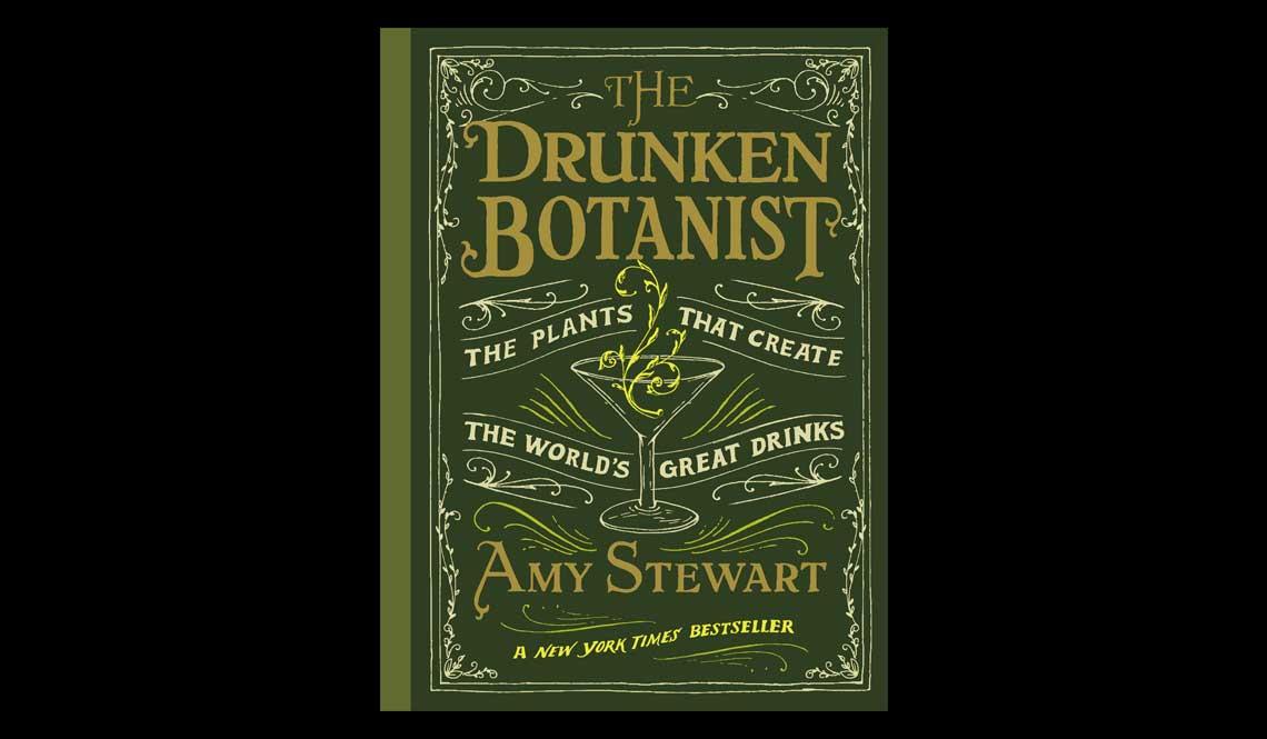 The Drunken Botanist Book Muted