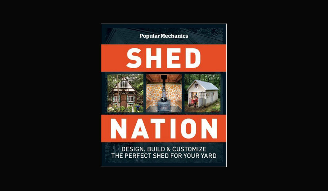 Shed Nation Book