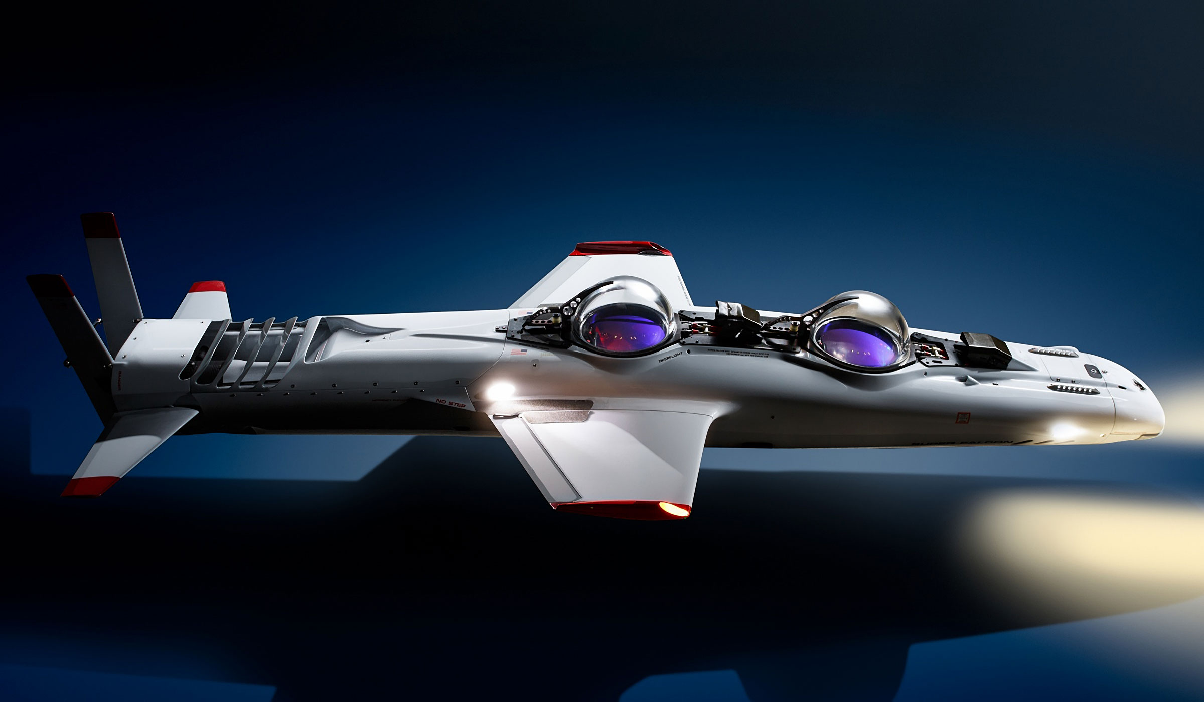 DEEPFLIGHT SUPER FALCON MARK II PERSONAL SUBMARINE