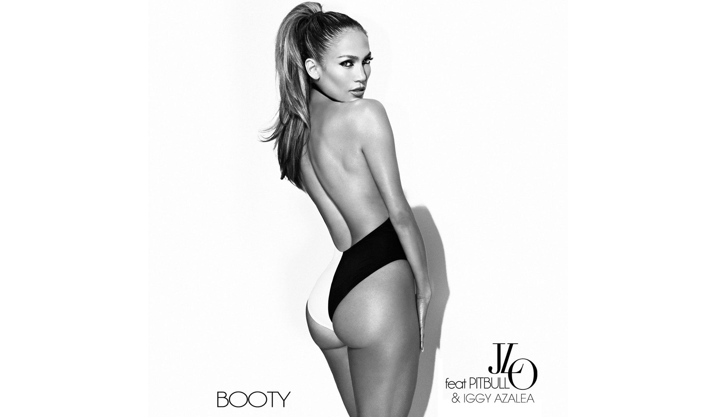 Jennifer Lopez's Booty