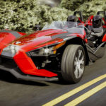 POLARIS SLINGSHOT MOTORCYCLE