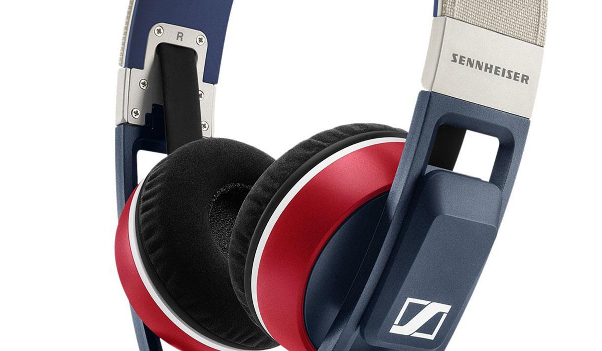 SENNHEISER URBANITE NATION ON-EAR HEADPHONES