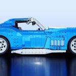 1969 Lego Chevrolet Corvette