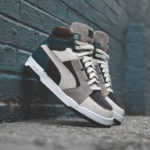 """PUMA SLIPSTREAM """"MADE IN ITALY"""" - BROWN, GREY & GREEN"""