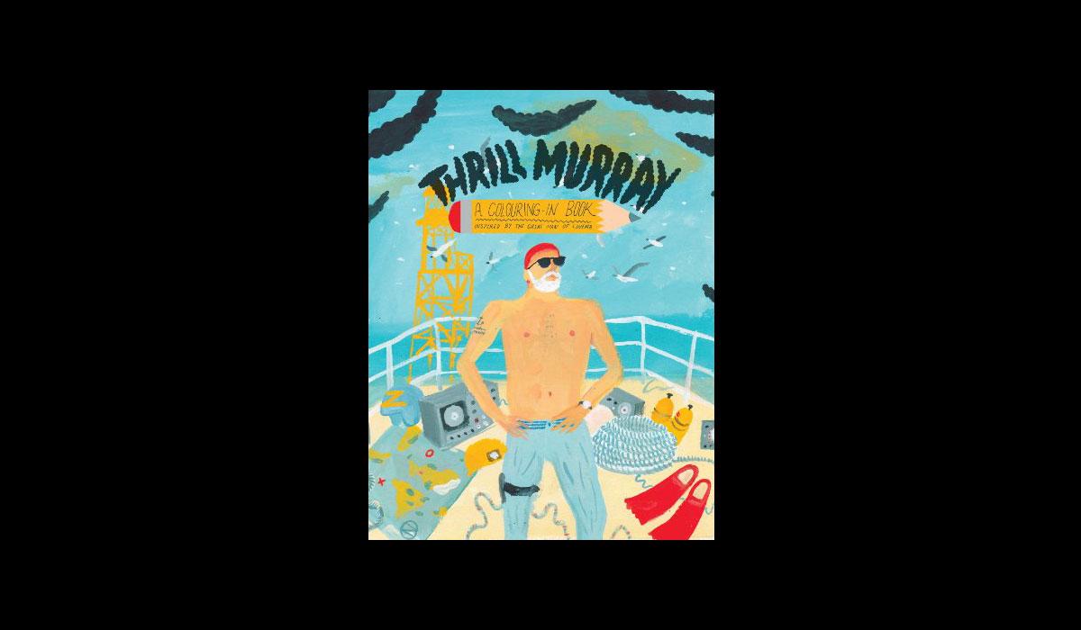 Thrill Murray Book