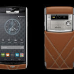 VERTU SMARTPHONE FOR BENTLEY