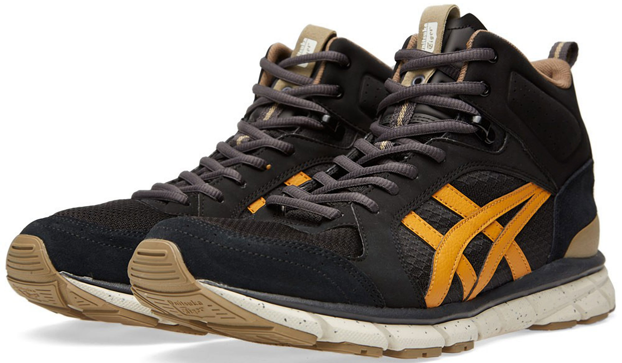 ONITSUKA TIGER HARANDIA MT - BLACK & TAN