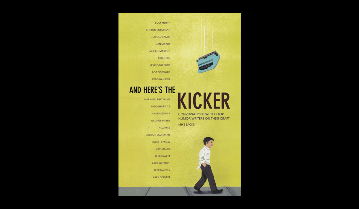 And Here's The Kicker | Muted Books