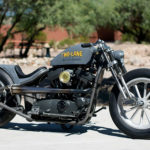 "DP CUSTOMS ""TWO LANE"" MOTORCYCLE"