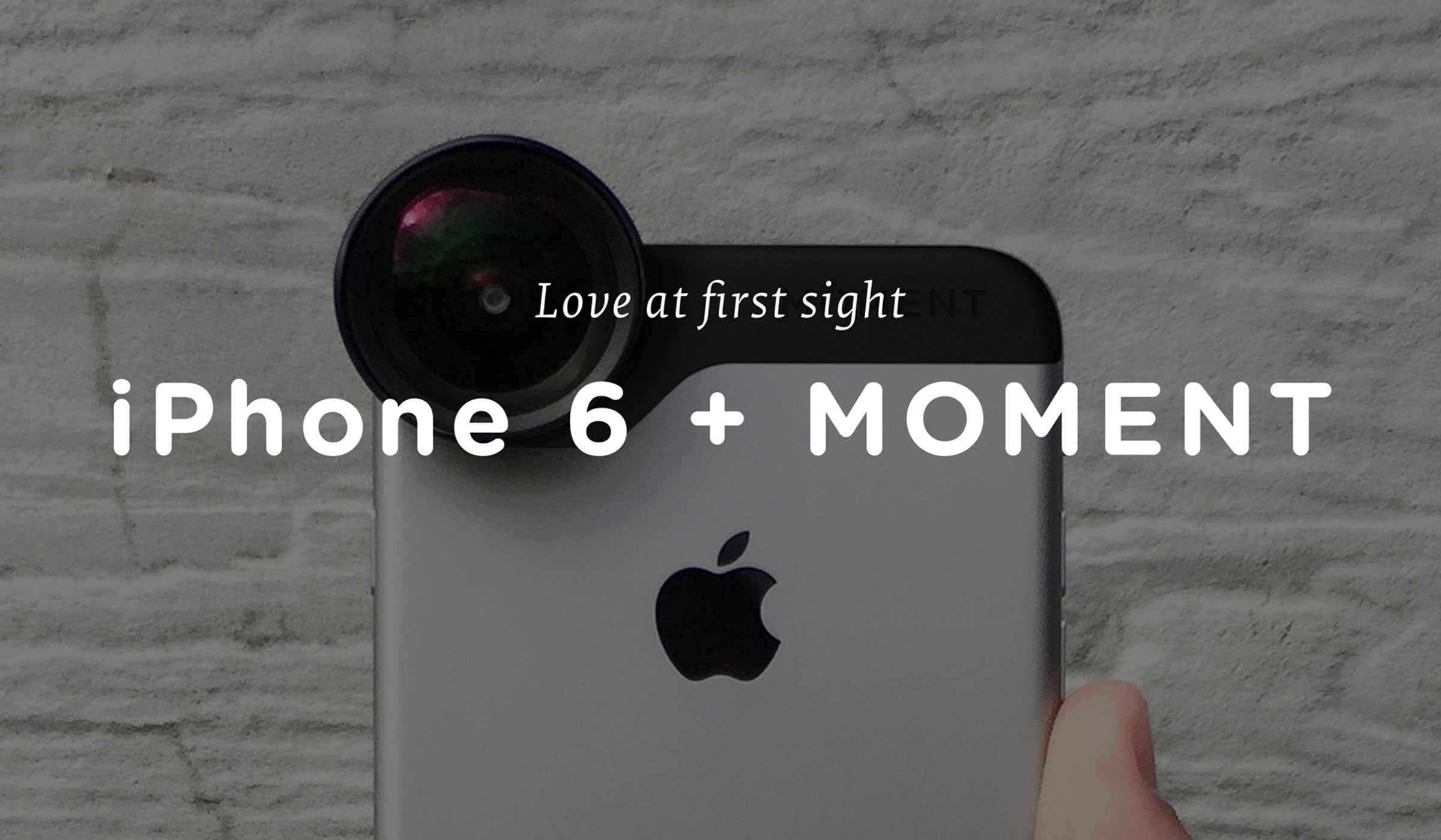 MOMENT IPHONE 6 LENS ADD-ONS