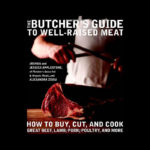 The Butcher's Guide To Well Raised Meat   Muted Books