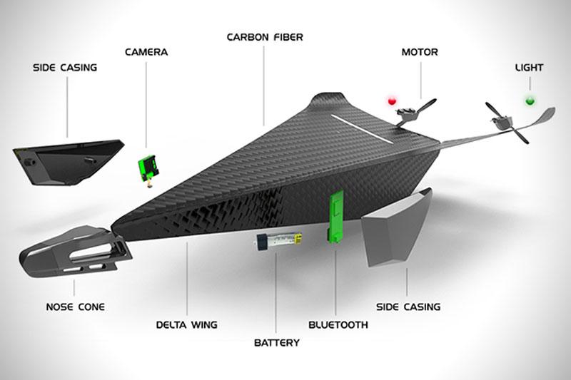 Carbon-Flyer-Crash-Proof-Drone-4