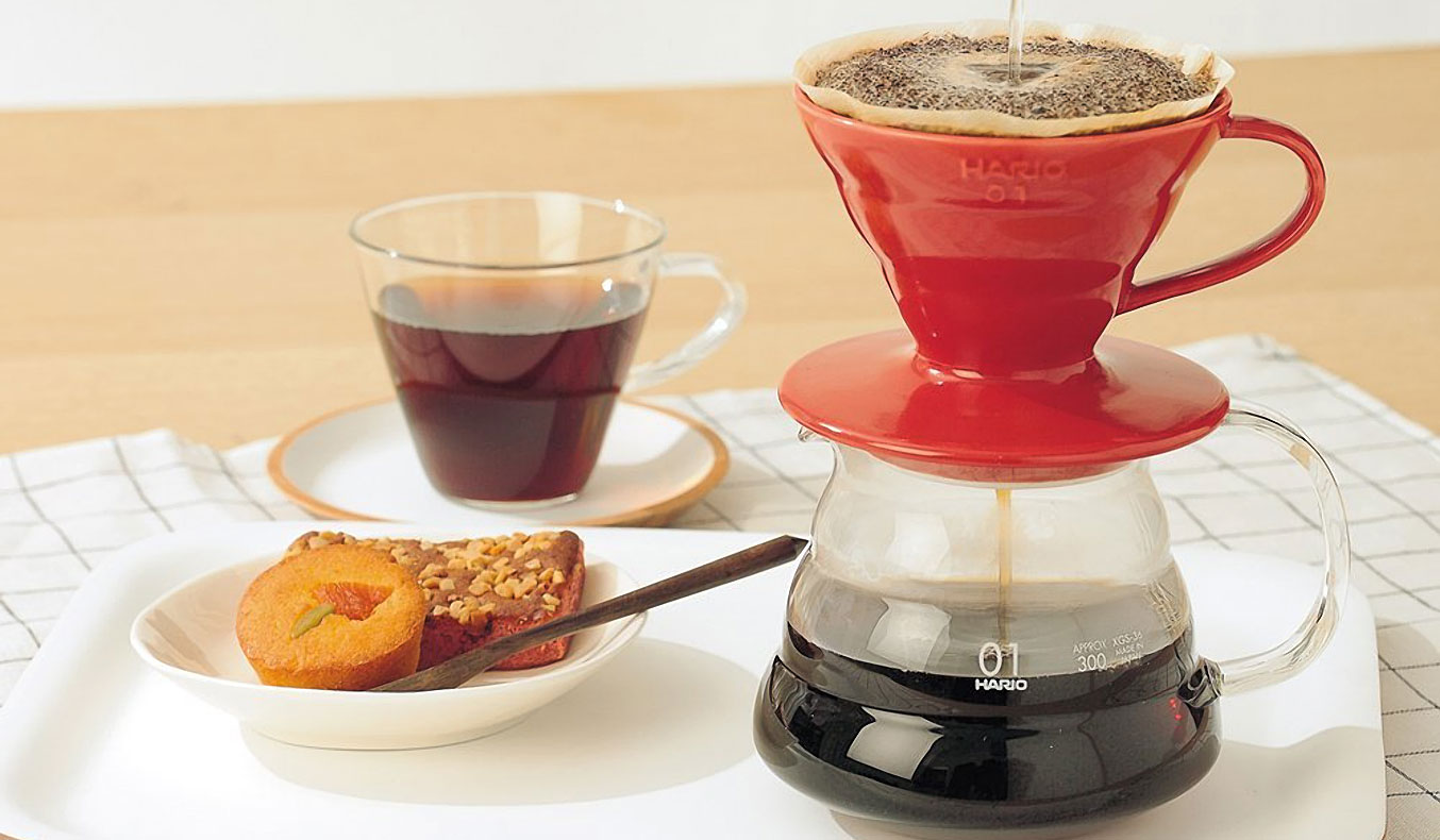Hario Coffee Dripper | Pour Over Coffee drippers | the best way to make coffee