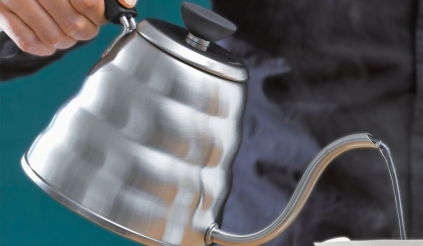 Hario V60 Buono Coffee Drip Kettle | Pour Over Coffee kettle | the best way to make coffee