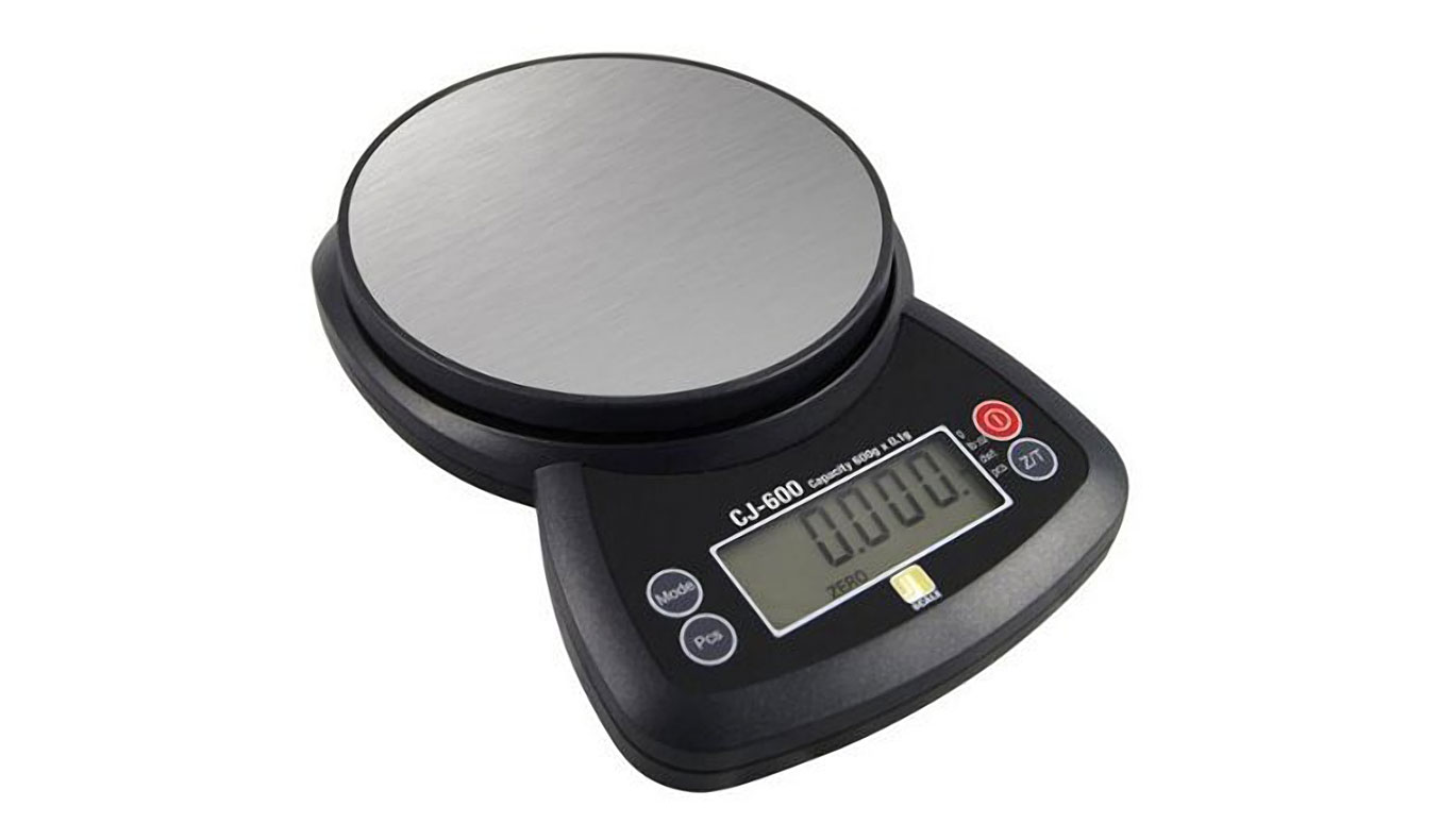 Jennings CJ-600 Digital Scale | Pour Over Coffee scales | the best way to make coffee