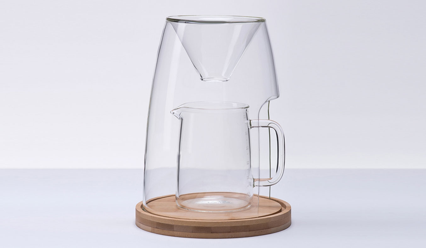 Manual Coffeemaker No1 | Coffee Pour-Over Coffee Kit | the best way to make coffee