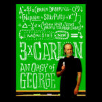 Three Times Carlin | #mutedbooks
