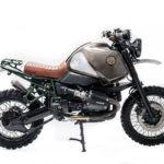 BULDOZZER 1999 BMW R100GS MOTORCYCLE BY OFFICINE SBRANNETTI