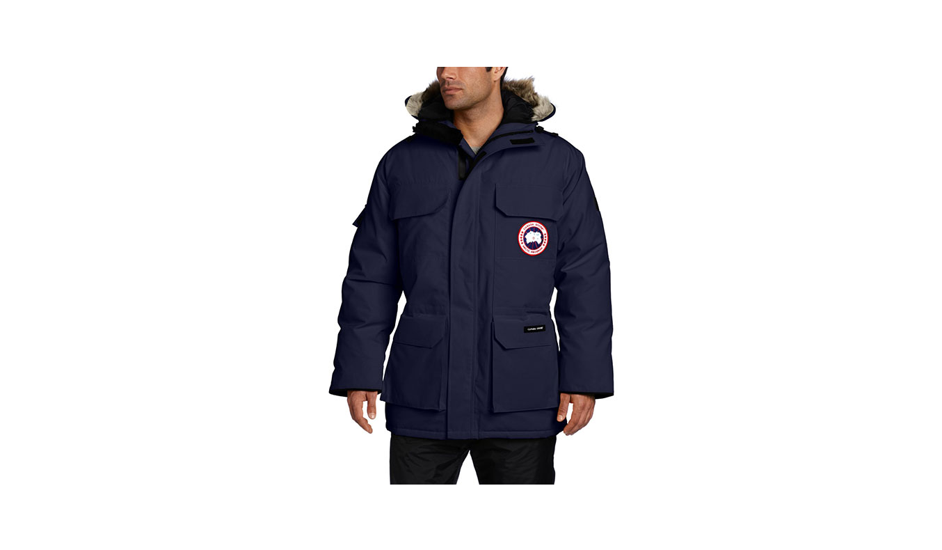 CANADA GOOSE MEN'S EXPEDITION PARKA | Extreme Cold Weather Gear